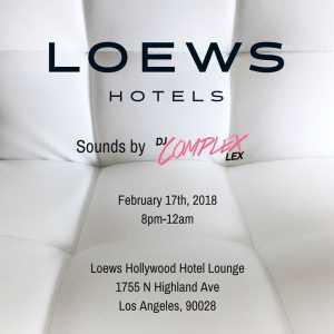 dj event lounge hollywood female