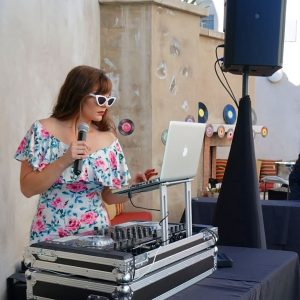 female dj los angeles corporate party hollywood