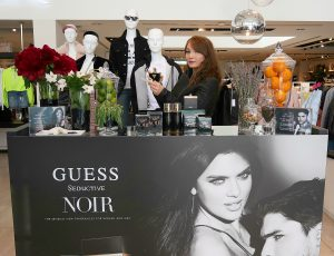 Fragrance Launch Event at GUESS Rodeo Drive, Beverly Hills