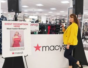 Mark Todd Beauty x Isabel Bedoya Lanch Event and Meet & Greet at Beverly Center, Los Angeles