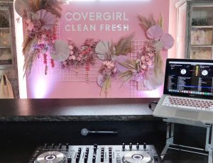 CoverGirl #CleanFresh Collection Launch Event w/ Actress & CoverGirl Ambassador Lili Reinhart at Rolling Greens, Los Angeles