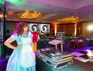 Loews Hollywood Hotel 'Alice in Wonderland' Annual Holiday Party, Hollywood