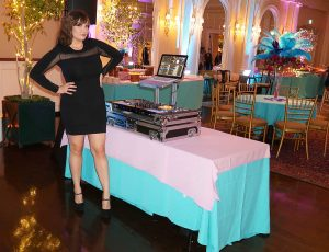 Private Event themed 'Carnival de Rio' at Valley Hunt Club, Pasadena