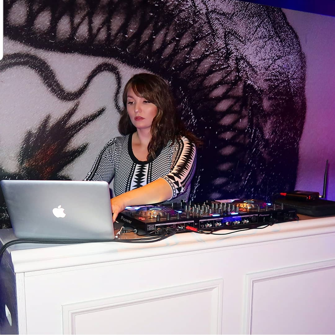 female dj event corporate party hollywood